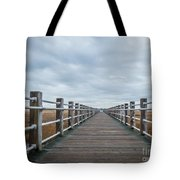 Infinite Boardwalk Tote Bag