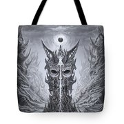 Infinite Death Tote Bag