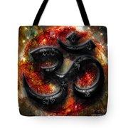 Infinite Om Tote Bag
