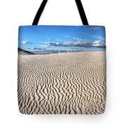 Infinite Sand Patterns Tote Bag