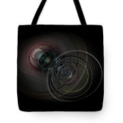 Echoes Of A Soul 1 Tote Bag