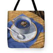 Infinitea Tote Bag by Cynthia Decker