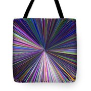 Infinity Abstract Tote Bag