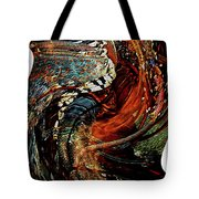 Infinity Dancer 4 Tote Bag