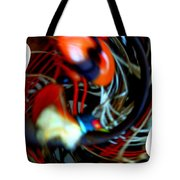 Infinity Dancer 7 Tote Bag