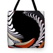 Infinity Dancer 8 Tote Bag