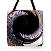 Infinity Feathers 1 Tote Bag