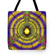 Infinity Gateway Nine Banner Tote Bag