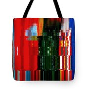 Infinity Jewel Mosaic  5 Tote Bag