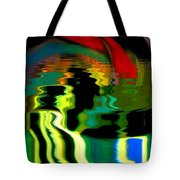 Infinity Rainbow River 1 Tote Bag