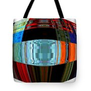 Infinity Ring 2 Tote Bag