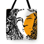 Influence Of The Moon Tote Bag