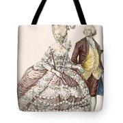Informal Wedding Dress, Engraved Tote Bag