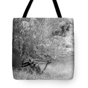 Infrared 2 Tote Bag