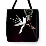 infrared Asphodel Tote Bag