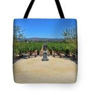Inglenook Vineyard -3 Tote Bag