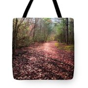Inhale The Forest Tote Bag