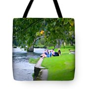 Inistioge Friends Tote Bag