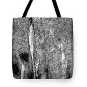 Ink Iris Tote Bag