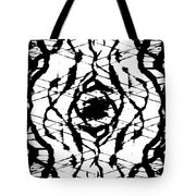 Ink Spot Tote Bag