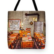 Inkwells And Textbooks Tote Bag