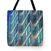 Inland Steel Building Tote Bag