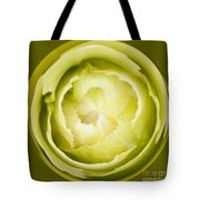 Inner Cabbage Orb Tote Bag