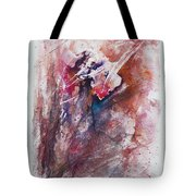 Inner Conflict Tote Bag
