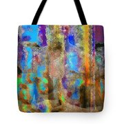 Inner Forces Tote Bag