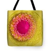 Inner Gerbera Tote Bag by Anne Gilbert