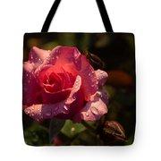 Inner Glow In Pink Tote Bag