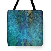 Inner Guidance Tote Bag by Indigo Carlton