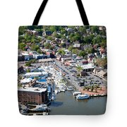 Inner Harbor Tote Bag