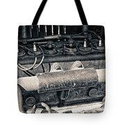Inner Life Of An Old Car Tote Bag