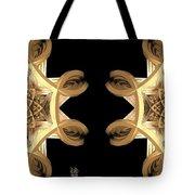 Inner Response - Stereogram Tote Bag