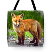 Innocence II Paint Tote Bag by Steve Harrington