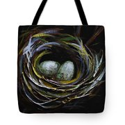 Innocent Tote Bag by Vickie Warner