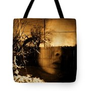 Innocents Reflection  Tote Bag