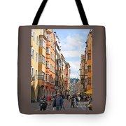 Innsbruck Color Tote Bag