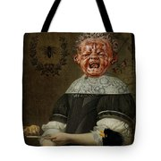 Insectophobia Tote Bag