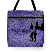Inseparable Friends Tote Bag
