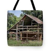 Inside A Barn Tote Bag