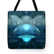 Inside A Blue Moon Tote Bag