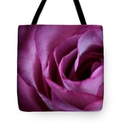 Inside A Rose Tote Bag