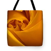 Inside A Yellow Rose Tote Bag