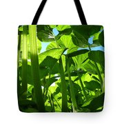 Inside Another World Tote Bag
