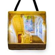 Inside Capitole De Toulouse Tote Bag