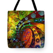 Inside Consciousness  Tote Bag
