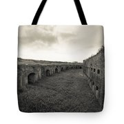 Inside Fort Macomb Tote Bag