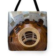 Inside Frauenkirche Dome Tote Bag